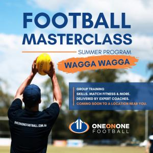 WAGGA WAGGA Masterclass